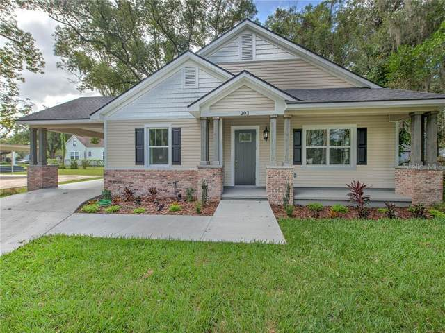 203 W Saunders Street, Plant City, FL 33563 (MLS #T3271816) :: Griffin Group