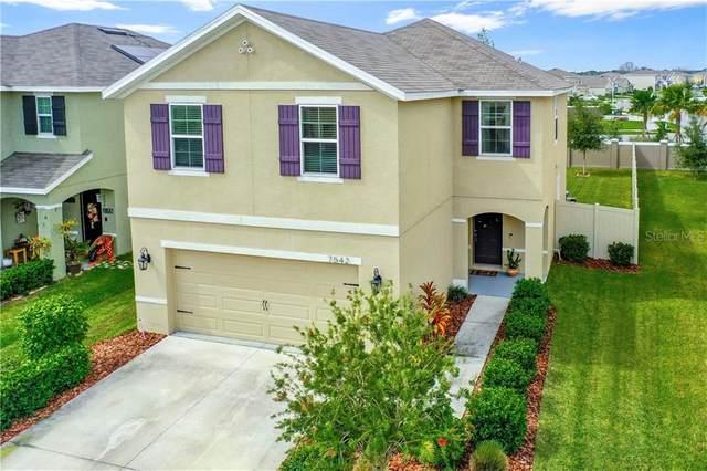 7542 Tuscan Bay Circle, Wesley Chapel, FL 33545 (MLS #T3271932) :: Team Bohannon Keller Williams, Tampa Properties