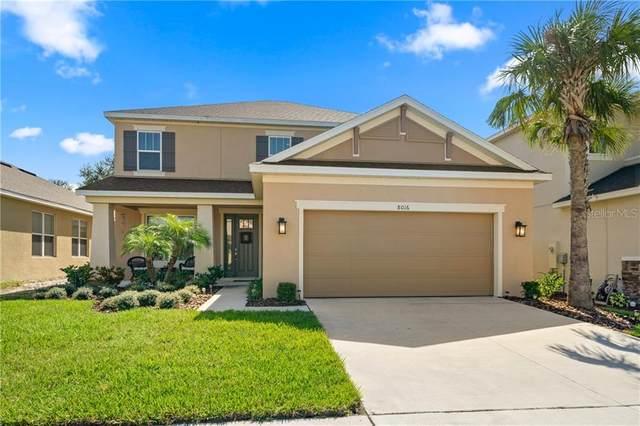 8016 Marbella Creek Avenue, Tampa, FL 33625 (MLS #T3271983) :: Team Bohannon Keller Williams, Tampa Properties