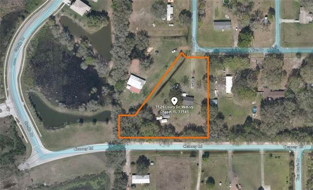 3529 Loury Drive, Zephyrhills, FL 33543 (MLS #T3272055) :: Team Bohannon Keller Williams, Tampa Properties