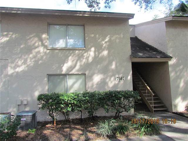 7507 Presley Place D, Tampa, FL 33617 (MLS #T3272131) :: Premium Properties Real Estate Services