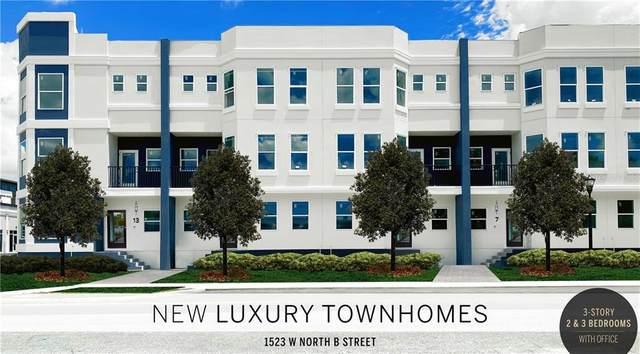 1523 W North B Street #1, Tampa, FL 33606 (MLS #T3272213) :: Sarasota Home Specialists