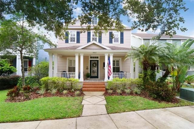 5963 Beaconpark Street, Lithia, FL 33547 (MLS #T3272229) :: Frankenstein Home Team