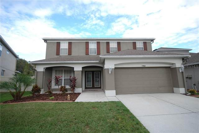 17964 Cunningham Court, Land O Lakes, FL 34638 (MLS #T3272280) :: Homepride Realty Services