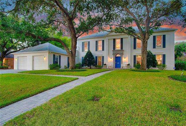 4903 W Bay Way Drive, Tampa, FL 33629 (MLS #T3272315) :: The Duncan Duo Team