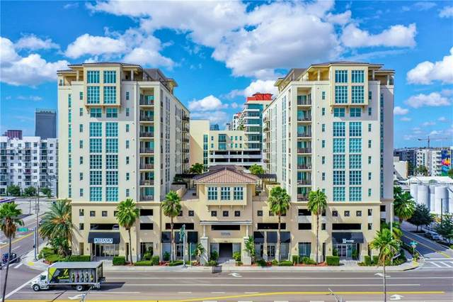 1238 E Kennedy Boulevard #606, Tampa, FL 33602 (MLS #T3272382) :: Frankenstein Home Team