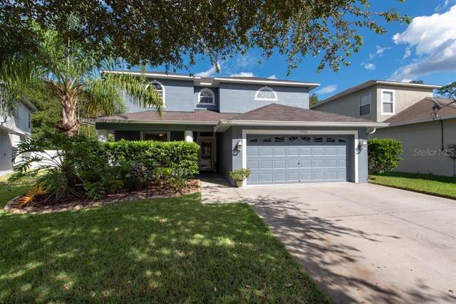 15903 Leatherleaf Lane, Land O Lakes, FL 34638 (MLS #T3272472) :: Real Estate Chicks