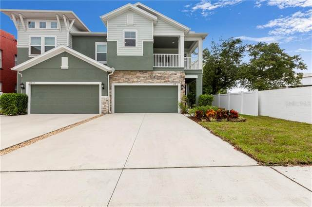 109 S Newport Avenue #1, Tampa, FL 33606 (MLS #T3272483) :: The Paxton Group