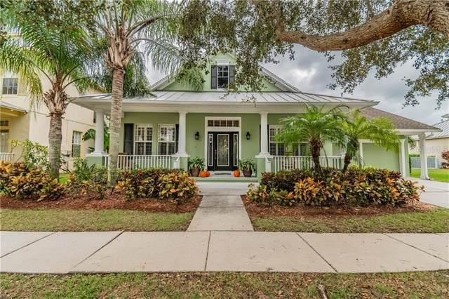 542 Islebay Drive, Apollo Beach, FL 33572 (MLS #T3272502) :: Real Estate Chicks