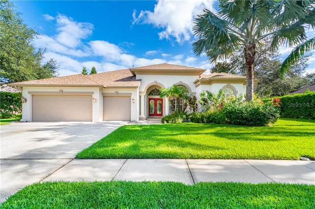 19107 Saint Laurent Drive, Lutz, FL 33558 (MLS #T3272520) :: Griffin Group