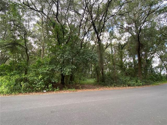 0 Flint Street, Zephyrhills, FL 33542 (MLS #T3272565) :: Premier Home Experts