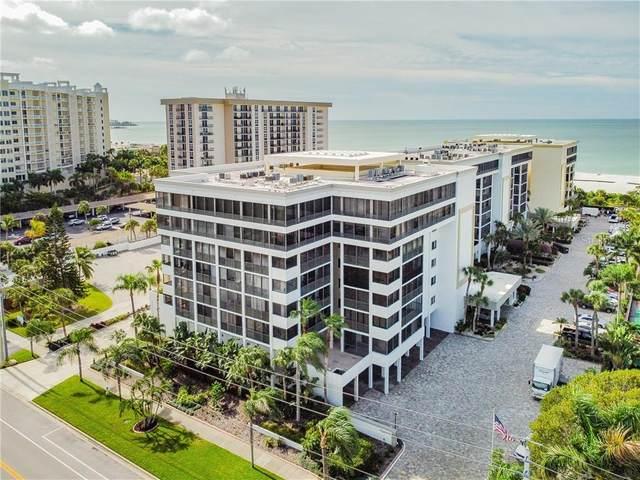 1102 Benjamin Franklin Drive #509, Sarasota, FL 34236 (MLS #T3272571) :: MavRealty