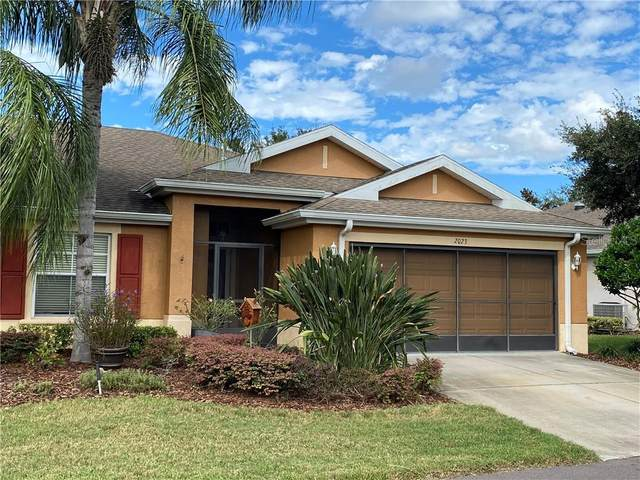 2023 Grantham Greens Drive #51, Sun City Center, FL 33573 (MLS #T3272589) :: Dalton Wade Real Estate Group