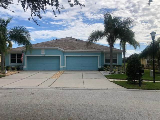 11480 Captiva Kay Drive, Riverview, FL 33569 (MLS #T3272594) :: Realty Executives Mid Florida