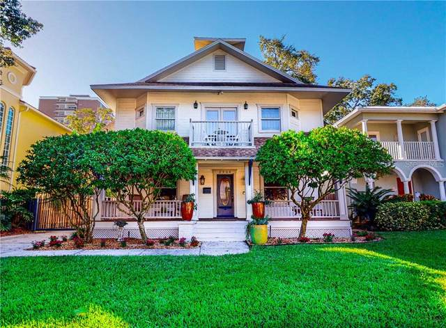 2904 W Bay Vista Avenue, Tampa, FL 33611 (MLS #T3272613) :: The Paxton Group
