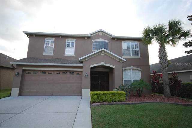 3807 Beneraid Street, Land O Lakes, FL 34638 (MLS #T3272737) :: New Home Partners