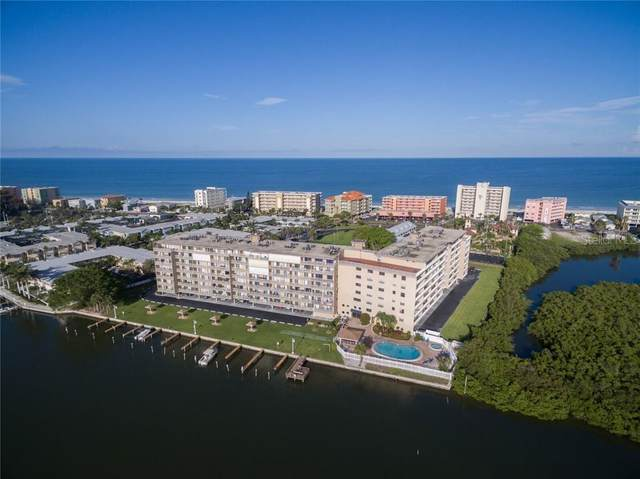 19451 Gulf Boulevard #614, Indian Shores, FL 33785 (MLS #T3272779) :: The Duncan Duo Team