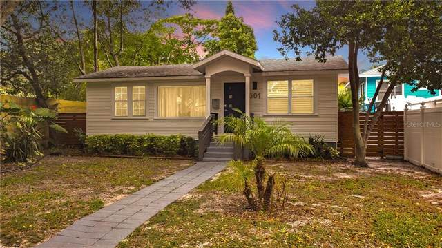 301 21ST Avenue N, St Petersburg, FL 33704 (MLS #T3272831) :: Heckler Realty