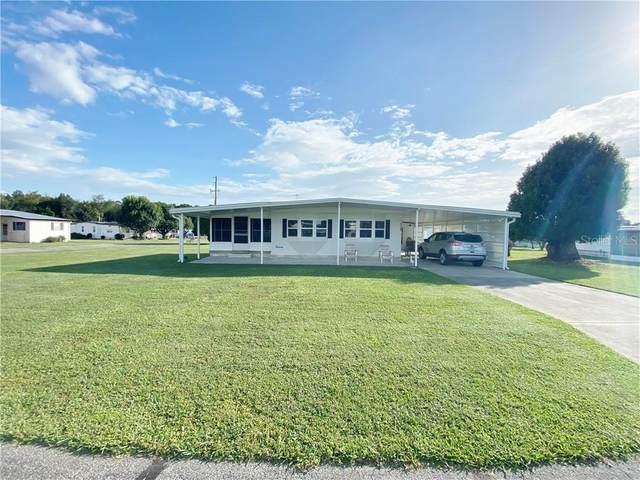 39538 Sterling Drive, Zephyrhills, FL 33542 (MLS #T3273140) :: Keller Williams Realty Peace River Partners