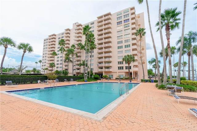 2401 Bayshore Blvd #507, Tampa, FL 33629 (MLS #T3273172) :: The Light Team