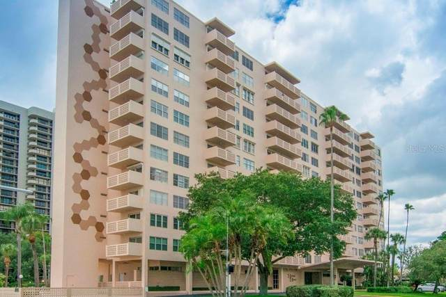 2401 Bayshore Boulevard #1409, Tampa, FL 33629 (MLS #T3273244) :: The Light Team