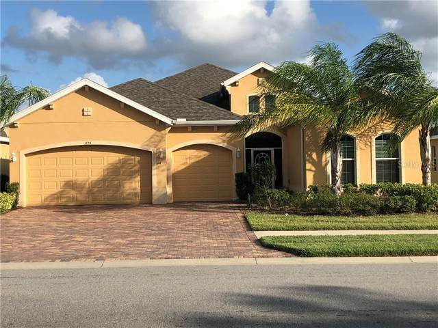 1724 Pacific Dunes Drive, Sun City Center, FL 33573 (MLS #T3273245) :: The Duncan Duo Team
