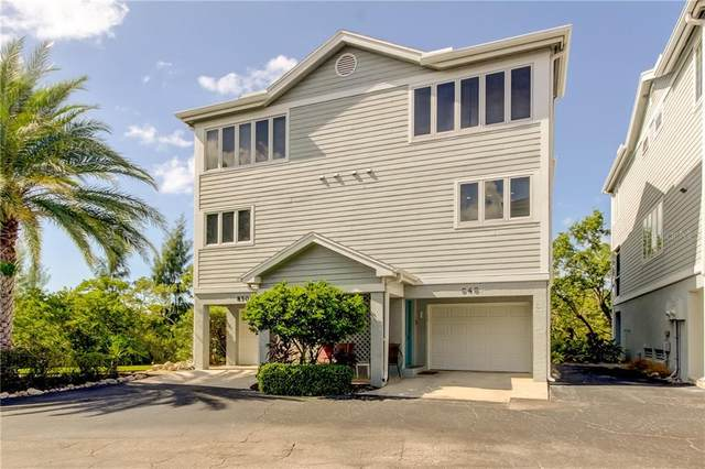 848 Evergreen Way, Longboat Key, FL 34228 (MLS #T3273316) :: Your Florida House Team