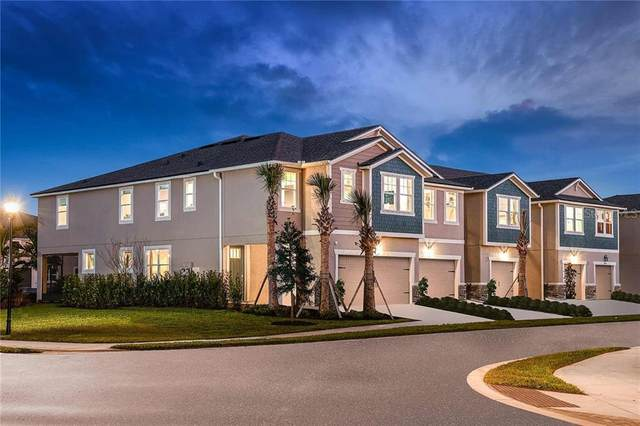 17647 Ledger Line Lane 71/10, Lutz, FL 33558 (MLS #T3273328) :: Your Florida House Team