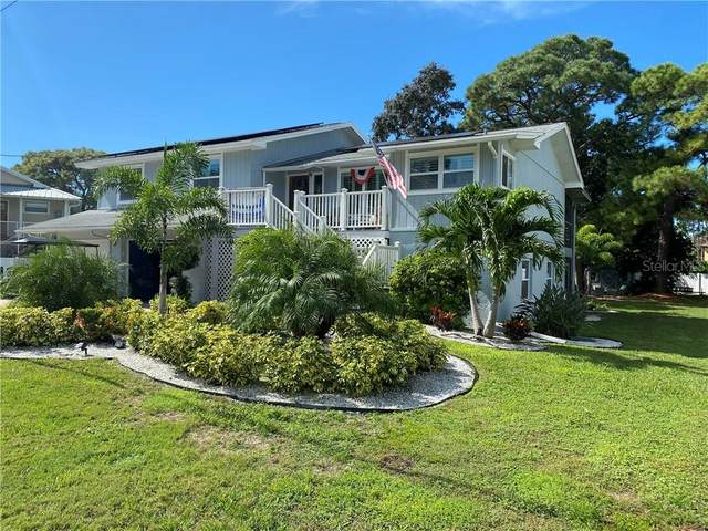 201 Lagoon Drive, Palm Harbor, FL 34683 (MLS #T3273329) :: Bustamante Real Estate