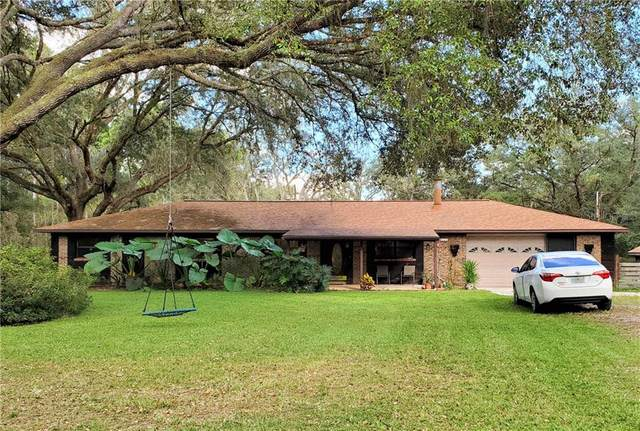 7344 Willoughby Drive, Webster, FL 33597 (MLS #T3273607) :: Gate Arty & the Group - Keller Williams Realty Smart