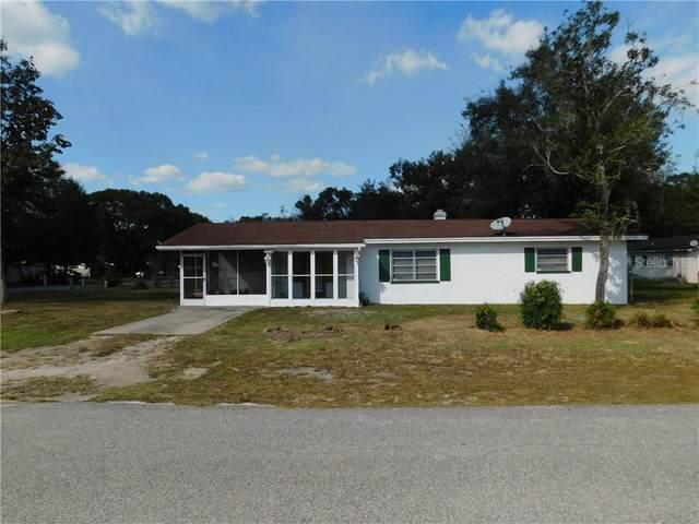 38937 10TH Avenue, Zephyrhills, FL 33542 (MLS #T3274539) :: Burwell Real Estate