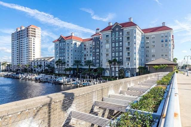 700 S Harbour Island Boulevard #134, Tampa, FL 33602 (MLS #T3274780) :: Keller Williams on the Water/Sarasota