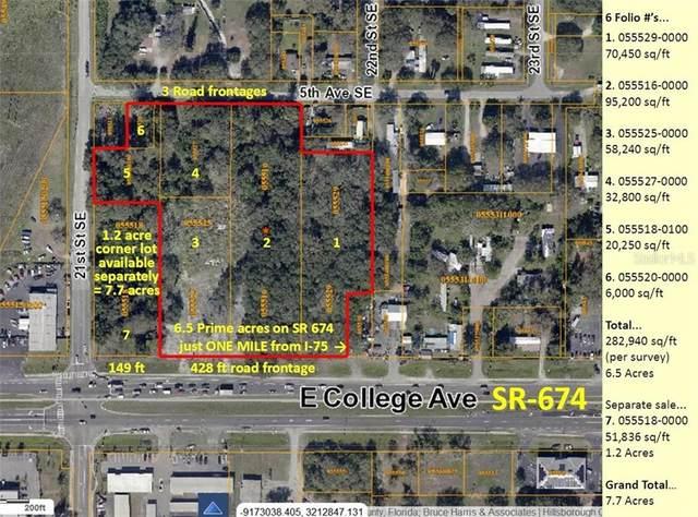 0000 E College (Sr-674) Avenue, Ruskin, FL 33570 (MLS #T3275168) :: RE/MAX Local Expert