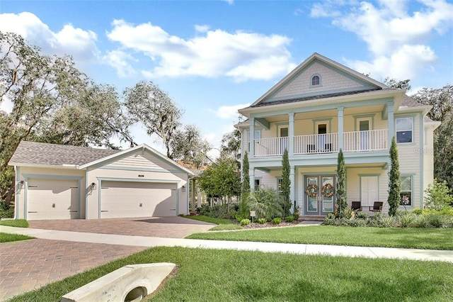 13815 Lake Fishhawk Drive, Lithia, FL 33547 (MLS #T3275367) :: Pepine Realty