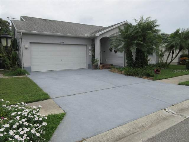 563 Dove Terrace S, Oldsmar, FL 34677 (MLS #T3275740) :: The Figueroa Team