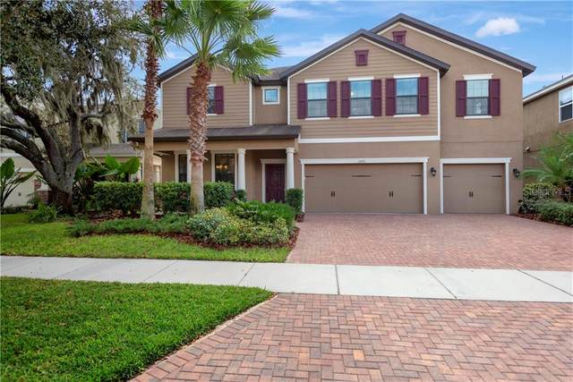 15711 Sunset Run Lane, Lithia, FL 33547 (MLS #T3275789) :: Griffin Group