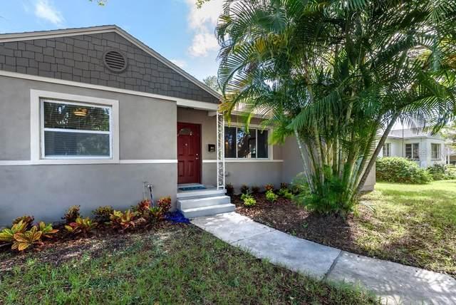 3815 1ST Street NE, St Petersburg, FL 33703 (MLS #T3275912) :: Sarasota Gulf Coast Realtors