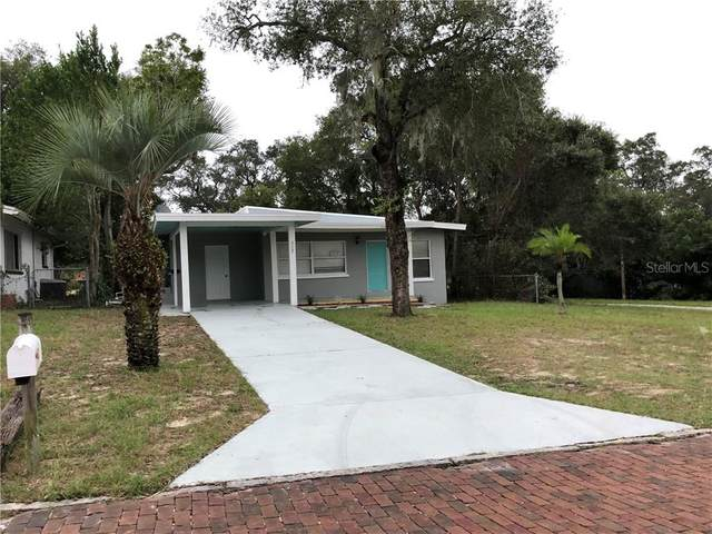 512 E Center Street, Tarpon Springs, FL 34689 (MLS #T3275995) :: Cartwright Realty