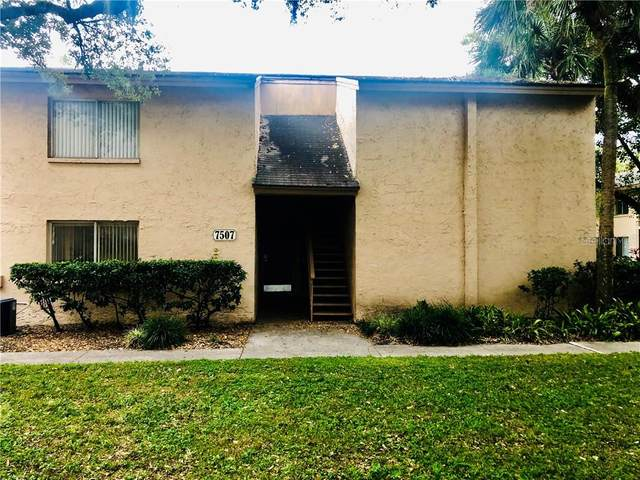 7507 Presley Place #90, Tampa, FL 33617 (MLS #T3276081) :: Dalton Wade Real Estate Group