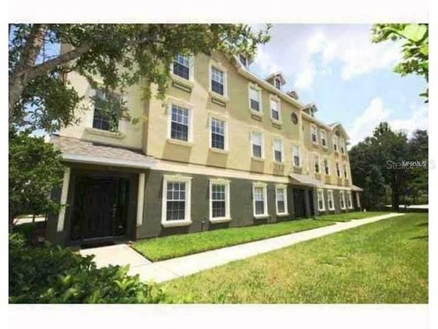 10144 Arbor Run Drive #11, Tampa, FL 33647 (MLS #T3276193) :: Team Bohannon Keller Williams, Tampa Properties