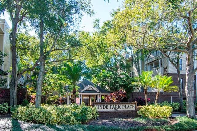 1000 W Horatio Street #310, Tampa, FL 33606 (MLS #T3276402) :: The Duncan Duo Team