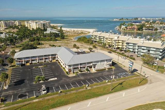 1110 Pinellas Bayway S #102, Tierra Verde, FL 33715 (MLS #T3276412) :: RE/MAX Local Expert