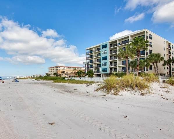 12924 Gulf Boulevard #409, Madeira Beach, FL 33708 (MLS #T3276490) :: Lockhart & Walseth Team, Realtors