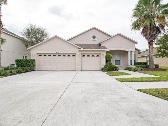 9857 Asbel Estates Street, Land O Lakes, FL 34638 (MLS #T3276505) :: Godwin Realty Group