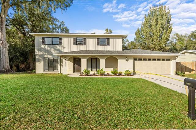 26905 Magnolia Boulevard, Lutz, FL 33559 (MLS #T3276716) :: Bridge Realty Group