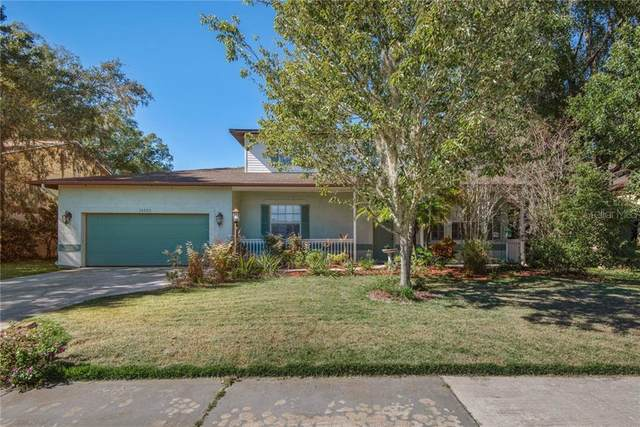 14922 Lake Forest Drive, Lutz, FL 33559 (MLS #T3276936) :: Premier Home Experts