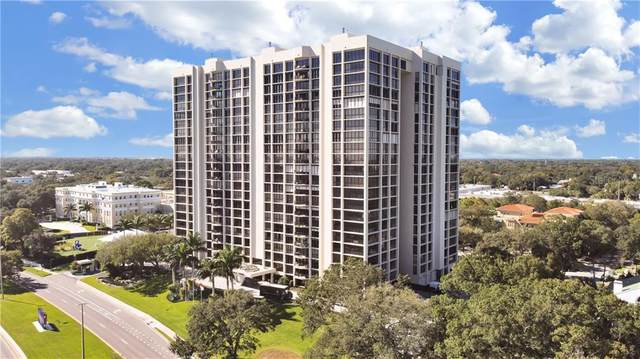 3301 Bayshore Boulevard 1510A, Tampa, FL 33629 (MLS #T3276955) :: Griffin Group