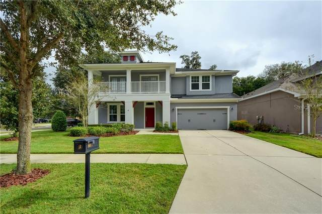 16115 Courtside View Drive, Lithia, FL 33547 (MLS #T3277067) :: The Duncan Duo Team