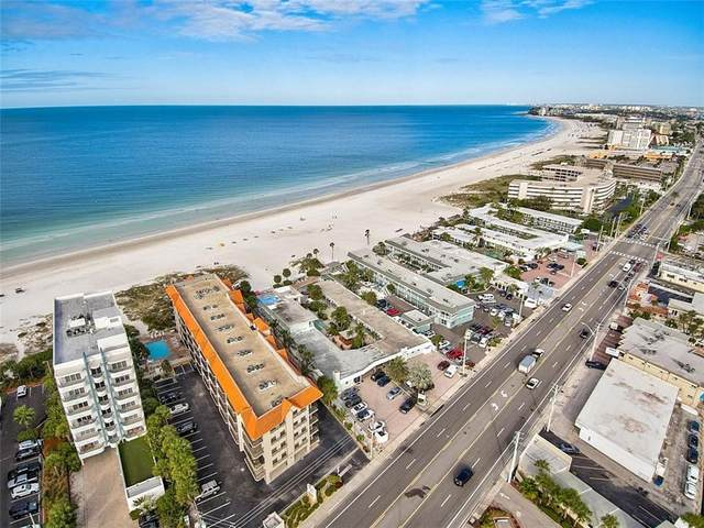 4000 Gulf Boulevard #506, St Pete Beach, FL 33706 (MLS #T3277109) :: SMART Luxury Group