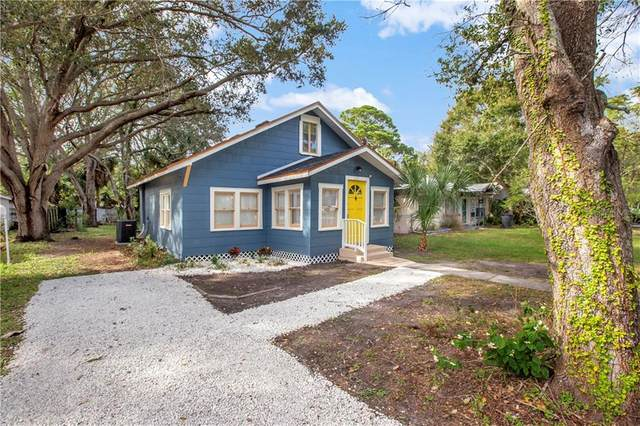 2651 44TH Street S, Gulfport, FL 33711 (MLS #T3277155) :: Heckler Realty